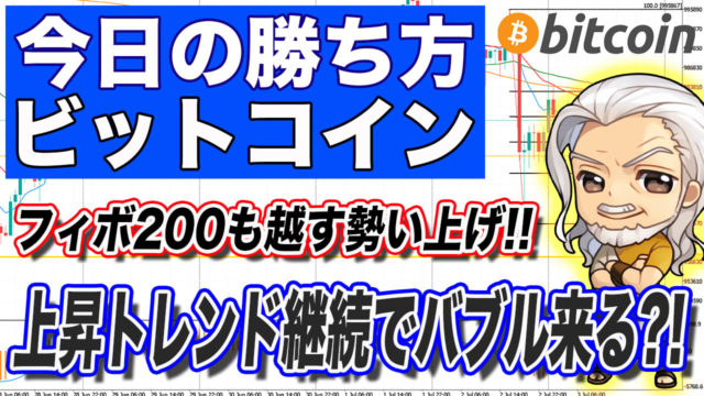 ビットコイン分析20201106
